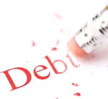 Причины списания задолженности