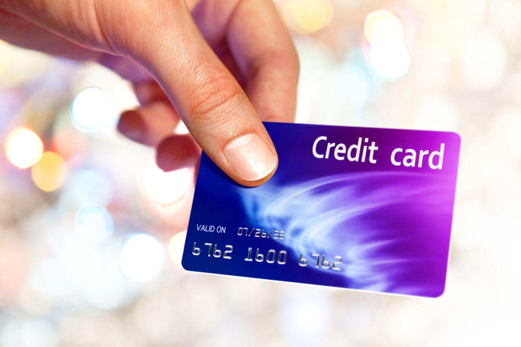 Как оформить моментальную кредитную карту?