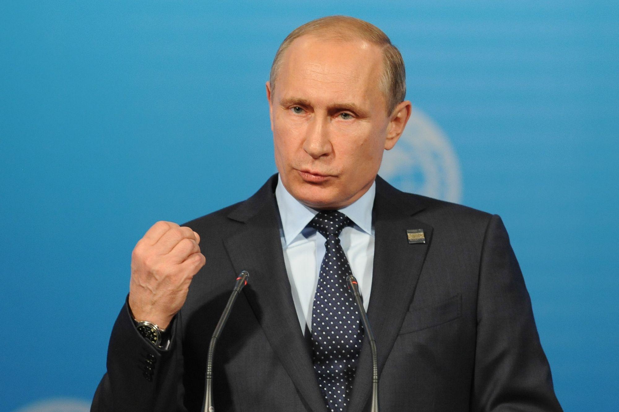Путин описал возможные последствия поставок США оружия на Украину