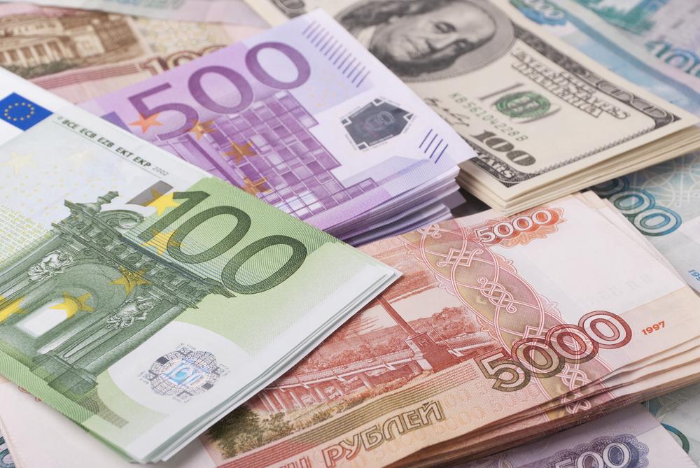 Евро доллары рубли картинки