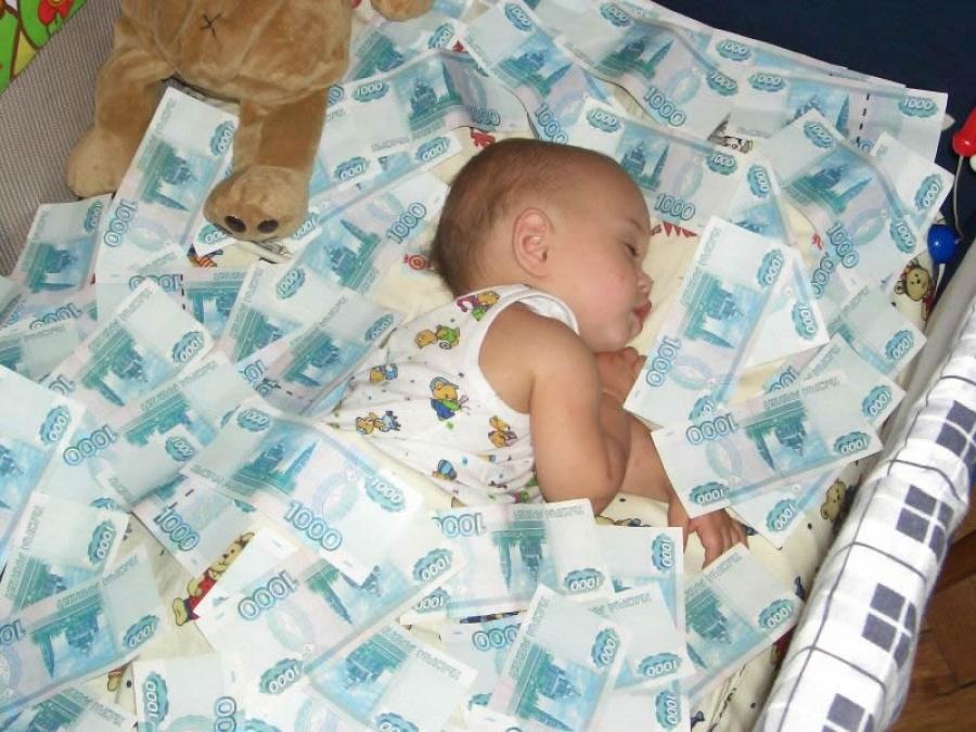 Сколько денег дают на рождение второго ребенка в 2018 году