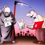 Что происходит с потребительским кредитом после смерти заемщика