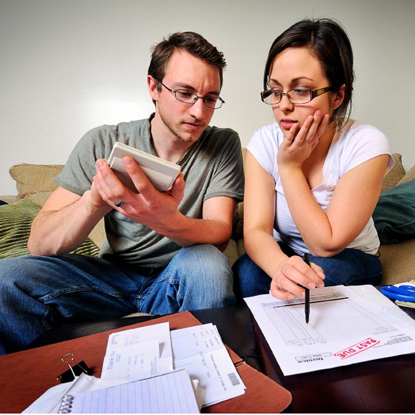 кредитные долги супругов