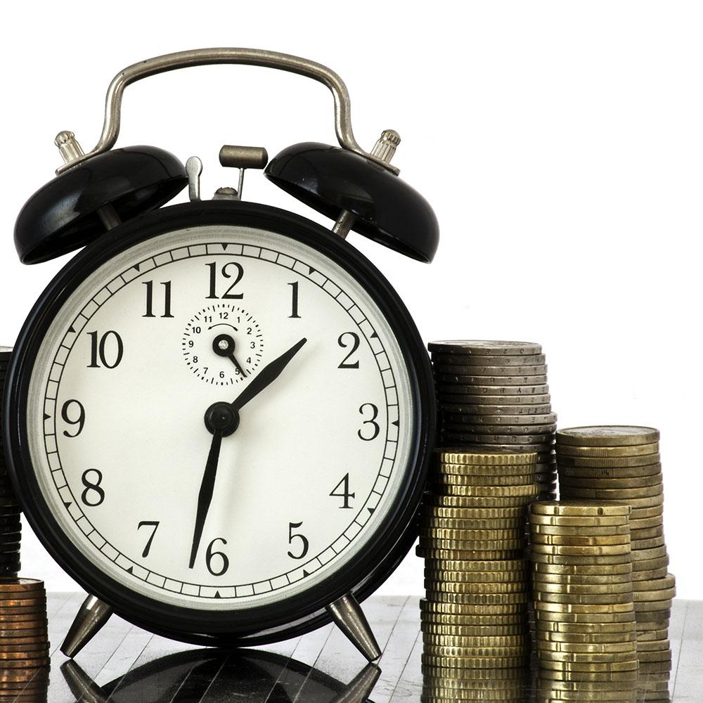 Естьли долгосрочные займы?