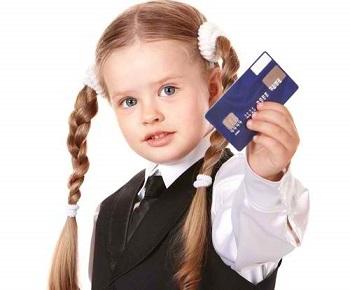 Банковская карта для ребенка преимущества и функционал